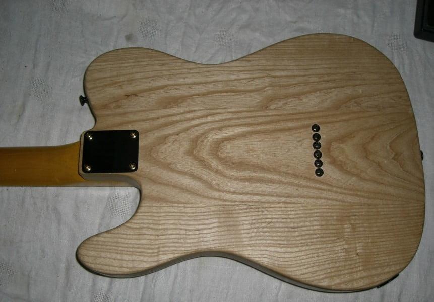 Натуральное масло для покрытия гитары