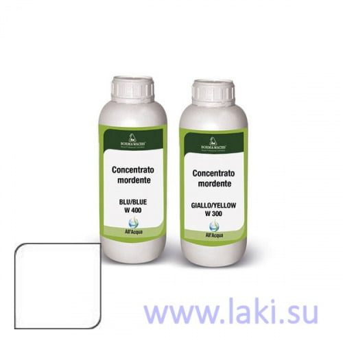 Концентрат цвет Белый для позитивно-негативной морилки протравы MORDANT POSITIVE CONCENTRATE CW 500